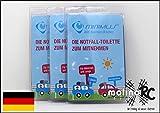 molinoRC 3X Notfall-Toilette | Wegwerf-Toilette | Urinal | Reisetoilette |...