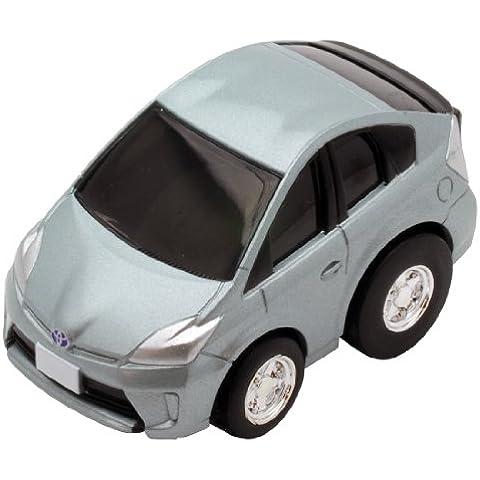 Choro Q zero Z-22a Toyota Prius (verde)