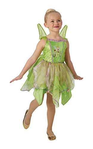 Disney Tinkerbell Strass Fairy Deluxe Kinder Kostüm (Tinkerbell Kostüm Für Babys)