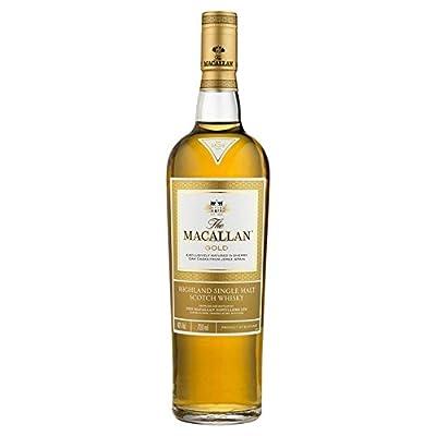 Macallan Gold Malt Whisky 70cl - (Pack of 2)