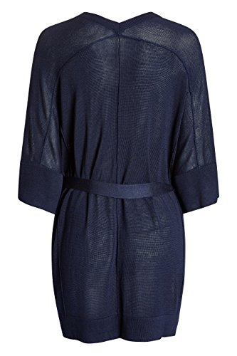next Cardigan À Manches Kimono Femme Bleu Marine
