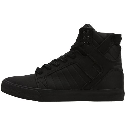 Supra Skytop 3 S07017, Baskets mode homme Noir (Black/White)