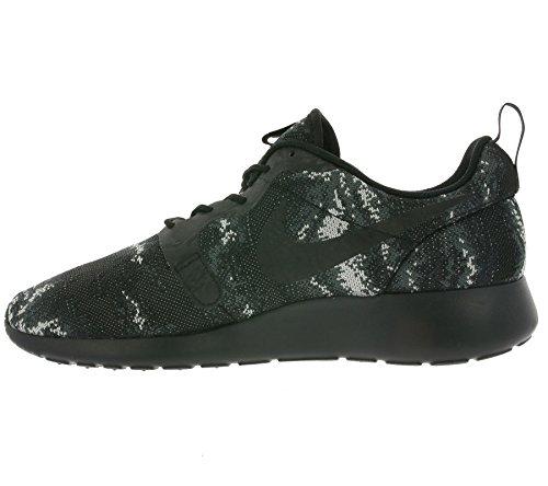 Nike Roshe One Kjcrd, Scarpe da Corsa Uomo Nero (Black (nero / nero-grigio-scuro lupo grigio))