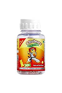 Chubears Gummy Vitamins With 400 Iu Vitamin D For 30Days