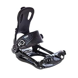 SP Snowboard Bindung Rage Fastec FT270 Black M