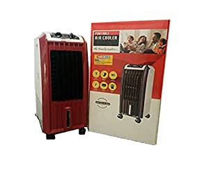 Farm Cool Air Cooler Portable Indoor - Grey And Black