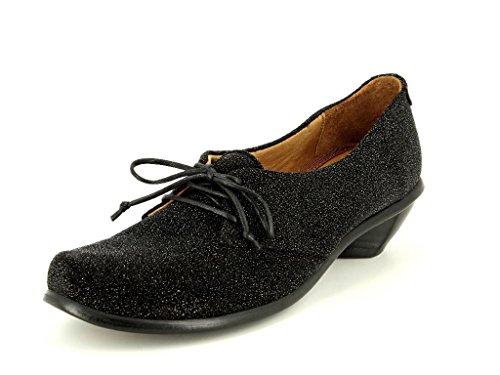 Tracey Neuls Denis Oreo - Zapatos de cordones de Piel para mujer, color blanco, talla 38