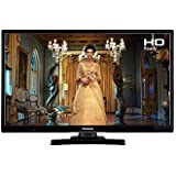 Panasonic TX-24E302B 720p HD Ready 24-Inch LED TV with Freeview HD - Black (2018 Model)