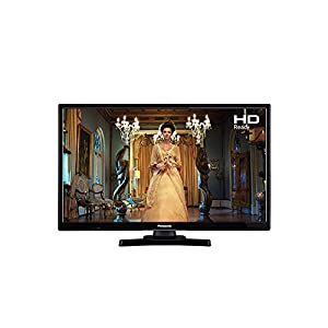PANASONIC HD Ready LED TV with Freeview HD – Black
