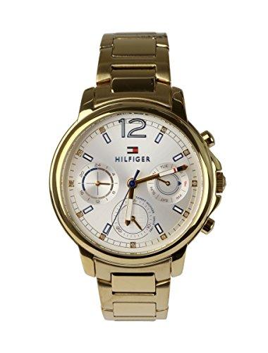 TH-TOMMY-HILFIGER-Damen-Armbanduhr-Uhr-Edelstahl-Gold-1781742