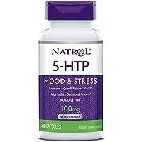 Natrol 5-HTP (100mg) 30 caps preisvergleich bei billige-tabletten.eu