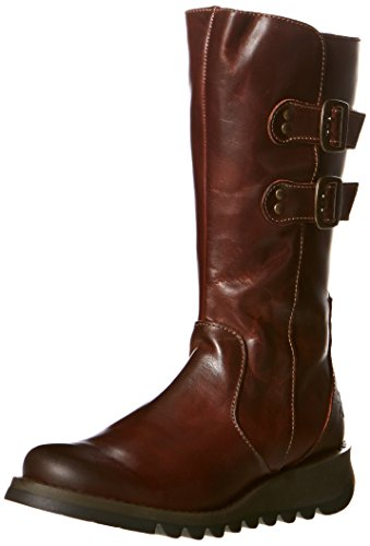 Fly London Suli Rug, Boots femme braun