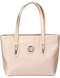 Redlicchi Premium PU Leather Women's And Girl's Handbag(Off-White)