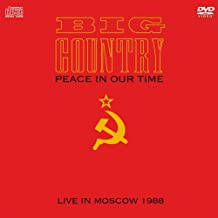 Live in Moscow-Peace in Our Ti [Import allemand]