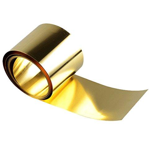 king-do-way-rouleau-de-ruban-feuille-cuivre-laiton-bande-de-blindage-shielding-metal-diy-bricolage-b