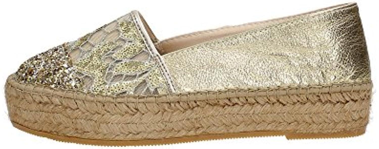 Patrizia Pepe 2V6962/A2SD Espadrillas Damen Gewebe 2018 Letztes Modell Online-Verkauf  Mode Schuhe Billig Online-Verkauf Modell 139d76