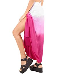 La Leela Sarong Pool Wear Swimsuit Resort Wear Beachwear Bathing Suit Wrap Pareo Skirt Cover up Swimwear Womens