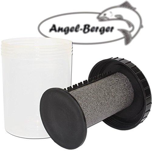 Angel Berger Rig Bin Vorfachbox (Angeln-rigs)