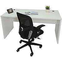 Mesa de Oficina. Euro 2000. Color Blanco. 180x80 cm