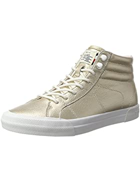 Tommy Hilfiger Damen Wmn Y1285armouth 3z1 Hohe Sneaker