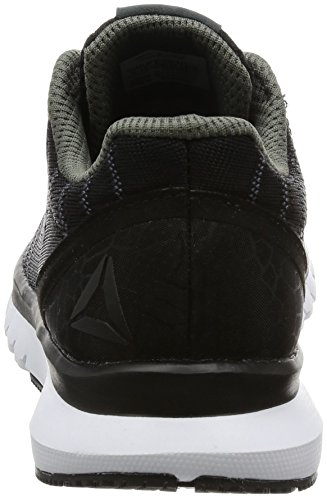 Reebok Damen Bd4537 Trail Running Schuhe Schwarz (Black / Asteroid Dust / White / Coal / Pewter)