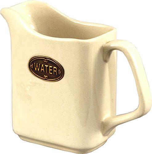 Klassischer Wasserkrug aus Keramik