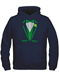 Saint Patrick's Day Costume Hoodie by Shirtcity