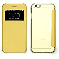 287bd143547 URCOVER® Apple iPhone 6 / 6s   Carcasa Protectora   Plastico + TPU en  Amarillo