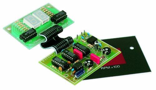 VELLEMAN - K2625 hq-kits & Komponente Sets Digital-Tachometer 840061 Digitale Komponente