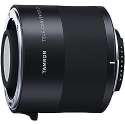 Tamron TC-X20N Tele-Converter 2.0X Objectif pour Nikon Reflex photoNoir
