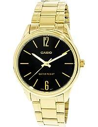 0447d2be2005 Casio Men s MTPV005G-1B Gold Stainless-Steel Japanese Quartz Fashion Watch