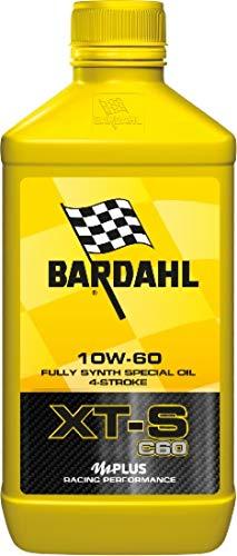 BARDAHL XT-S C60 10W60 OLIO MOTORE 4T CONF. 1 LT