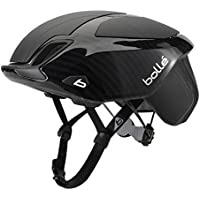 Bollé The One Casco da Bicicletta, Black Carbon, 58/62 cm