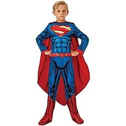 Rubies - Disfraz Superman clásico, talla M (881298-M)