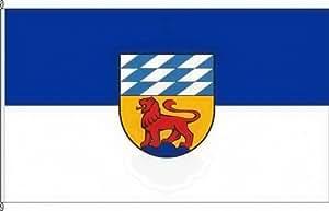 Bannerflagge Löwenstein - 150 x 500cm - Flagge und Banner