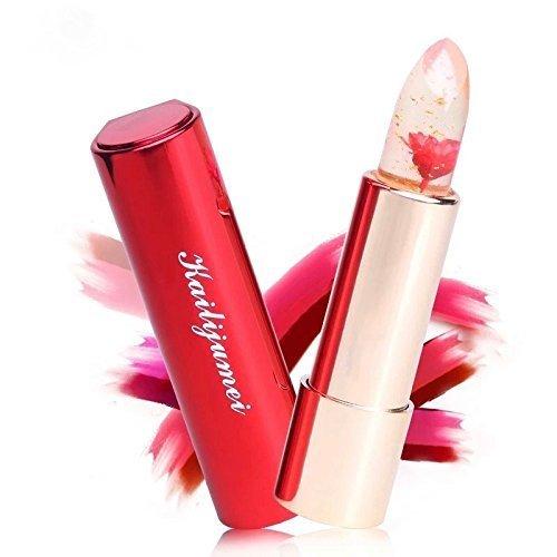 Kailijumei Jelly Lip Stick - Original Kailijumei 100 % - Change temperature color - RED FLAMES