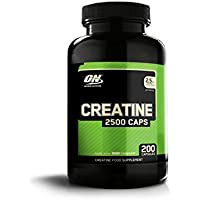 Optimum Nutrition Creatine 2500mg, 200 caps