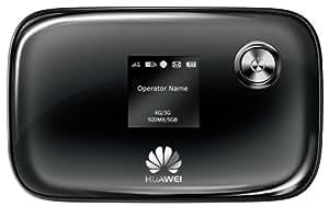 Huawei E5776 - Modem WiFi LTE, 150 Mbps, Fessura per MicroSD, Unlocked, Colore: Nero