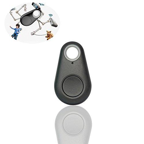 Zsjijia Tracker GPS a distanza di scossa di anti-perdita di Bluetooth 4.0 per i capretti, scatola del telefono del cercatore di chiave del raccoglitore del sacchetto dell'animale domestico dell'animale domestico del bambino, cercatore anti-perduto di chiave / cellula /