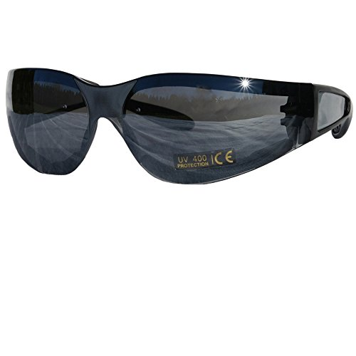 HEEZY Motorradbrille Sportbrille Chopper Motorrad Ski Fahrrad Bike Segel Brille