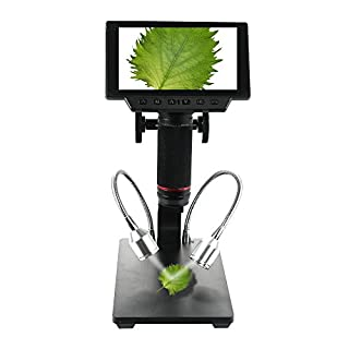 Docooler Andonstar ADSM302 Digitalanzeige-Mikroskop Elektronische Mikroskop-Lupe mit Fernbedienung für die industrielle Instandhaltung