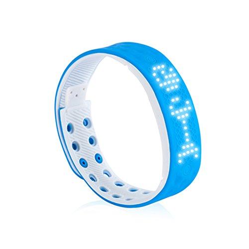 Fitness Armband Silikagel Track Schrittzähler Gesundheitsüberwachung Smart Armbänder TW2