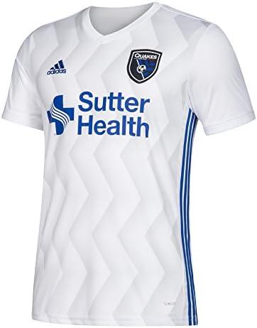 Adidas MLS San Jose Earthquakes Men's Replica Jersey, XX-Large, XX-Large, XX-Large, bianca B079KGMC55 Parent | Ordini Sono Benvenuti  | Regalo ideale per tutte le occasioni  | La qualità prima  | diversità imballaggio  | Prezzo basso  | Essere Nuovo Nel Design  0c7a1e