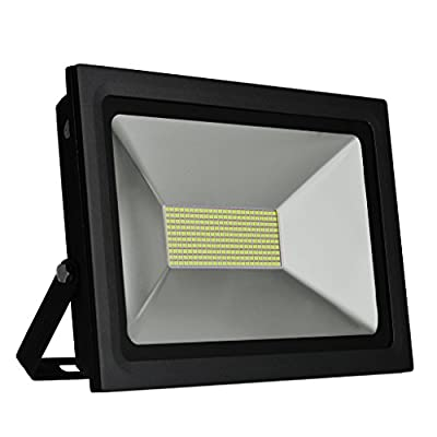 Solla 15W/30W/60W/100W/150W/200W IP65 Waterproof LED Floodlight , High Power Led Flood Light , Outdoor Floodlights Landscape Spotlights Wall Light Lamp [Energy Class A+]