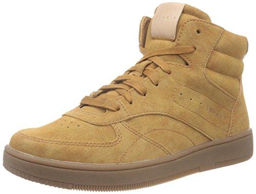 Esprit Desire, Sneakers Hautes Femme Marron (235 Caramel)