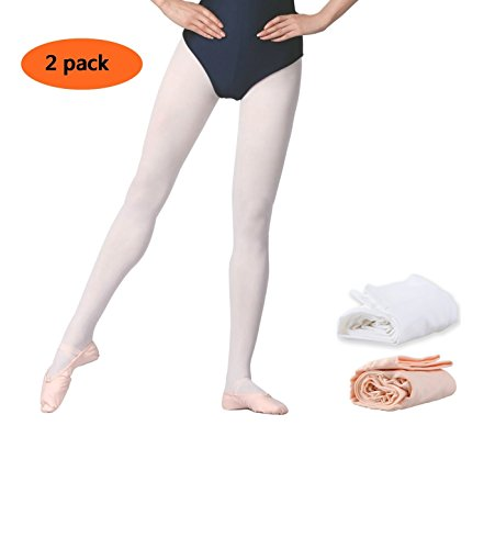 GUTANG-DC Ballett Strumpfhose Mädchen Damen Full-Beiner Dance Tights - Mädchen Damen Bekleidung