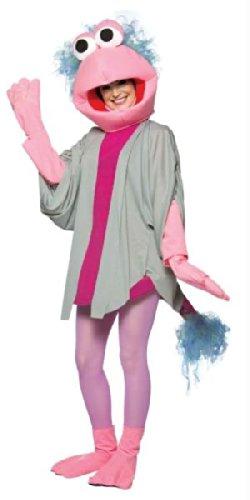 Fraggle Rock Mokey Adult (Fraggle Kostüme)