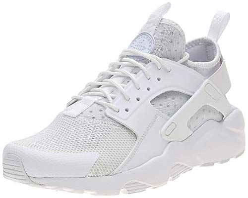 Nike, Air Huarache Run Ultra, Scarpe Running, Uomo, Bianco, 41 EU