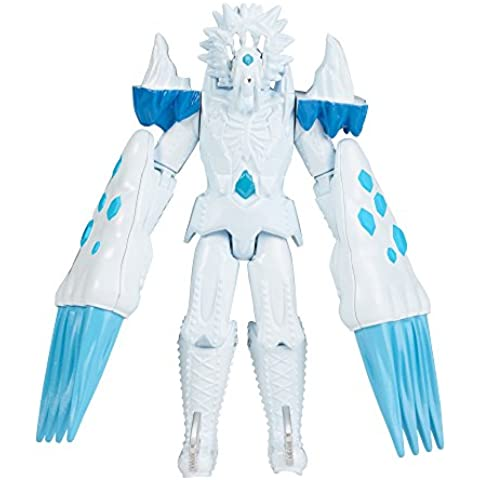 Power Rangers Dino Charge - Figura de acción Iceage, color blanco (Bandai R42220)
