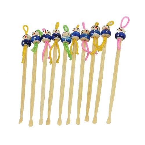 sourcingmapr-10-x-cartone-bambola-decor-bambu-cottonfioc-orecchio-orecchio-cera-rimozione-attrezzi
